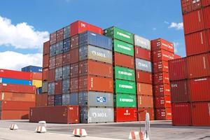 Containere kan ikke kun bruges til at fragte ting i