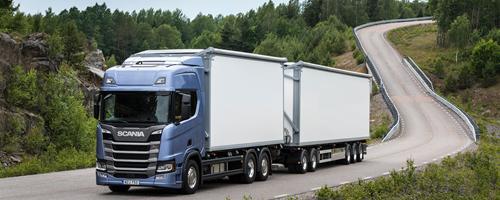 Scania er Årets Lastbil