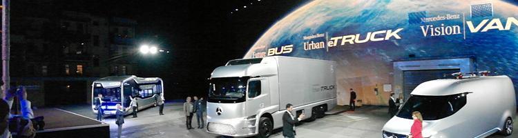 Mercedes tager hul på fremtiden
