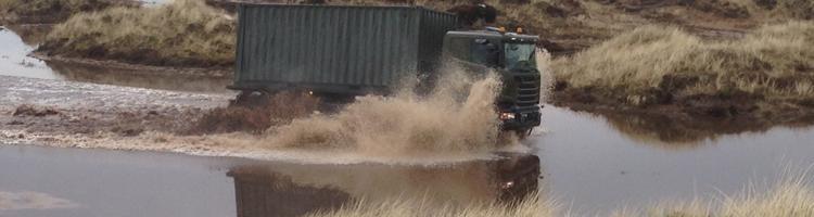 Scania har indsendt endeligt tilbud til Forsvaret