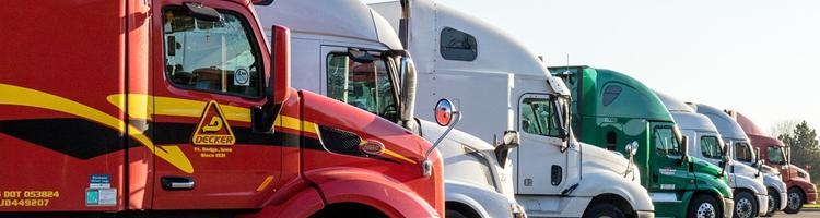 Der er brug for flere lastbilchauffører