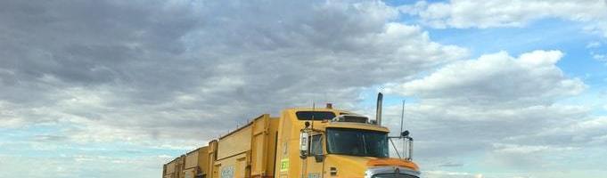 CBD produkter og lastbilchauffører