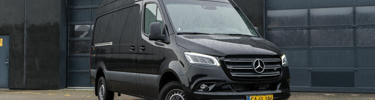 Bliv klogere med dybdegående test af varebiler