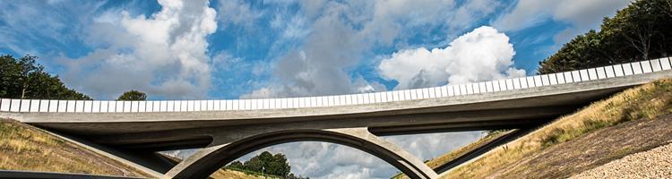 Vognmændene jubler over ny Silkeborgmotorvej