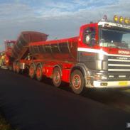 Scania 124c tandem
