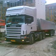 Scania 164 Topline
