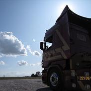 Scania R 5oo Vallem
