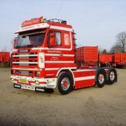 Scania 143 6x2