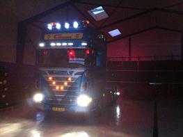 Scania R730 V8 Topline , Givet vidre til anden!