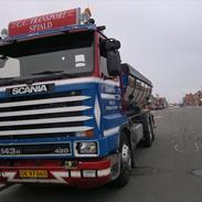 Scania 143-420 Streamline