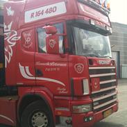 Scania 164 480 V8!