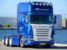Scania R500 LA6X2