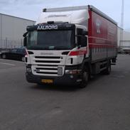 Scania P310 (tidl. chauffør)