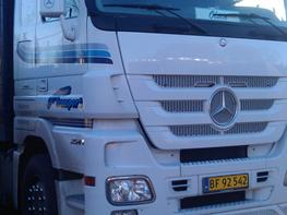 Mercedes Actros MP3 ''Beautiful Lady''