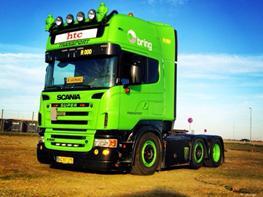 Scania R500 6x2/4