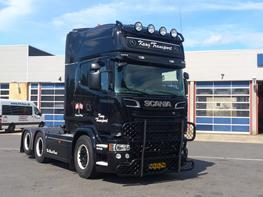 Scania R580 ( The Black Pearl)