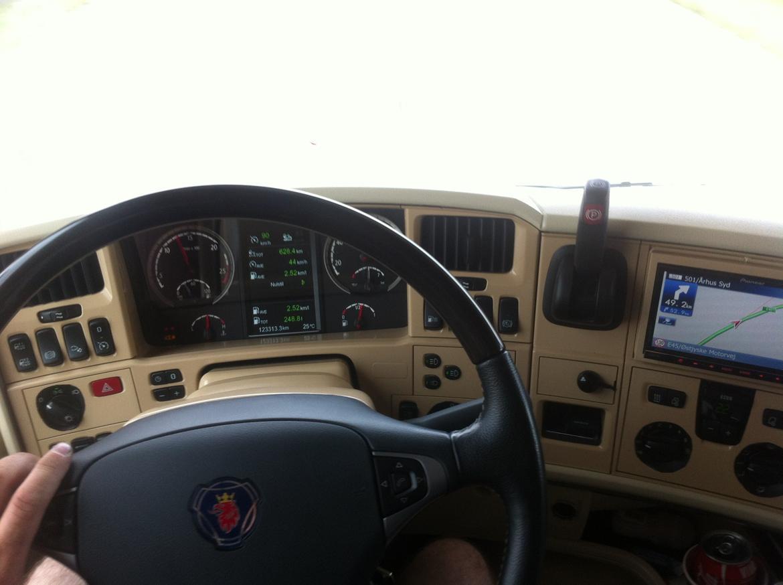 Scania R 560 Topline 8x2 billede 20