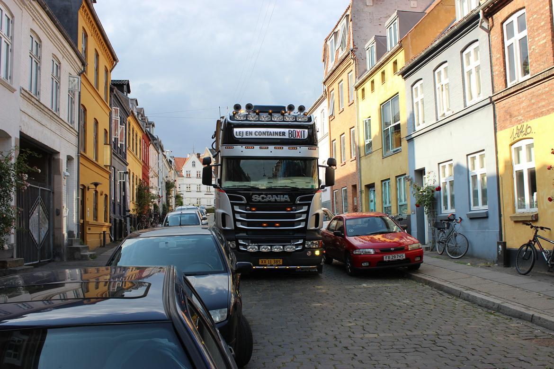 Scania R 560 Topline 8x2 billede 23