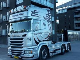 Scania Streamline R580