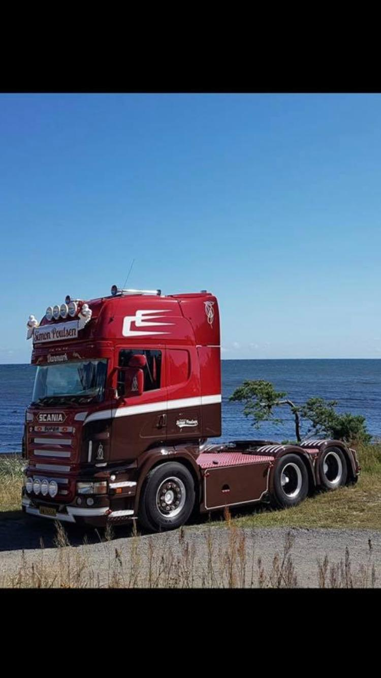 Scania R500 billede 1