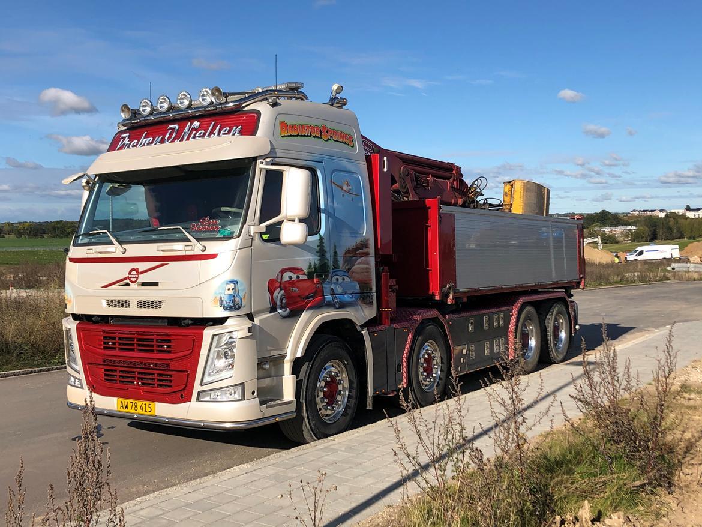 Volvo FM billede 1