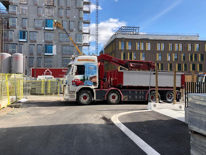 Volvo FM billede 4