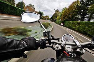 Tag en tur på motorcyklen imens du venter på dine prog...