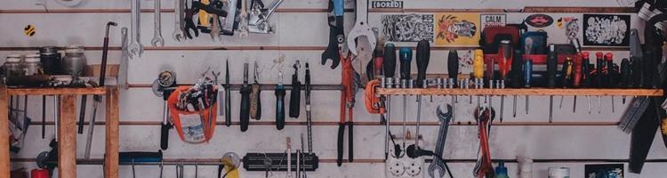Får din garage i forårsform
