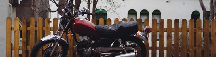 Slip for bøvlet og sælg din motorcykel på auktion