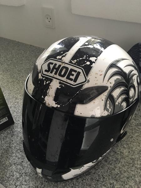 Shoei hjelm
