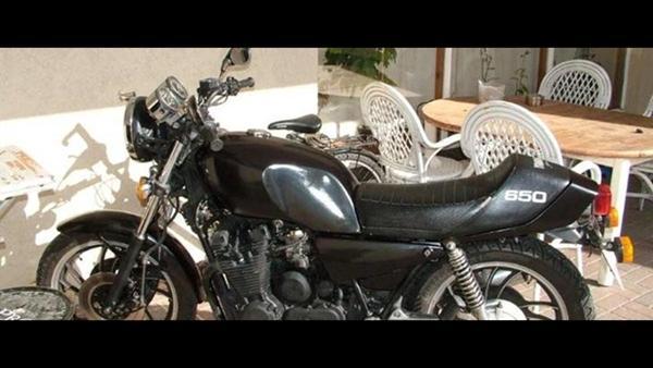 Yamaha  XJ 650 sæde?