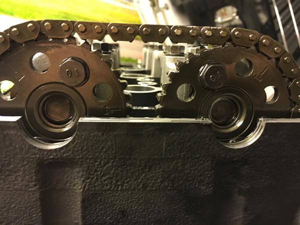 R6 Strukket knastkæde