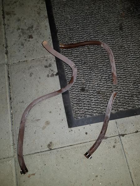 Skift de indvendige slanger i Jeres benzintanke.