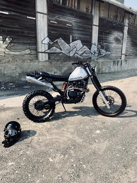 Råd & vejledning til Honda XL600R