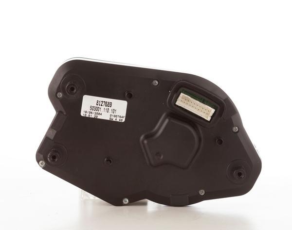 Teste Aprilia Speedometer uden motorcykel