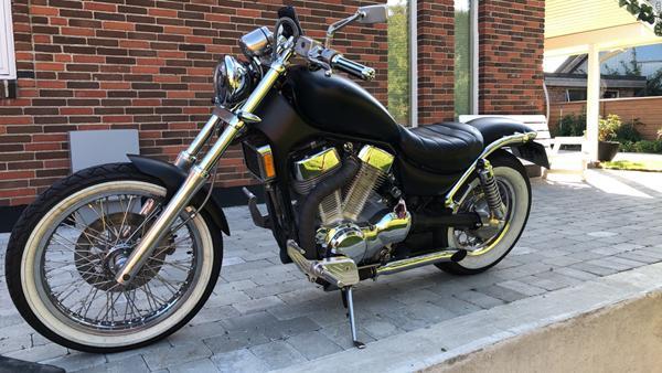 Begynder motorcykel til en fornuftig pris