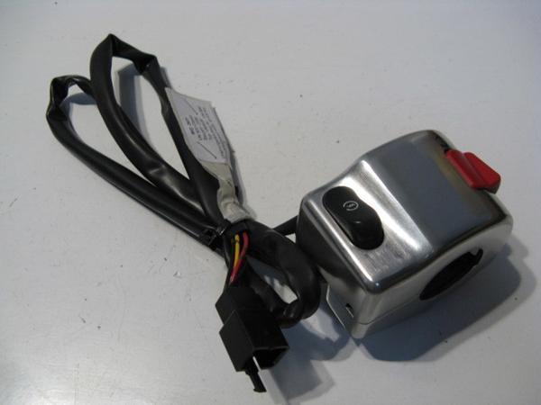 kawasaki vn900 aluminium eller rustfri holder for knapper?