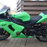 Kawasaki ZX6R 636 *Solgt*