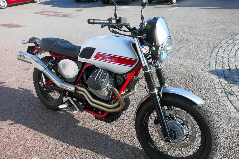 2016 Moto Guzzi V7 II Stornello ABS | eBay