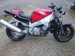 Yamaha YZF 1000 R Thunder Ace