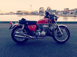 Honda CB750 Four K6