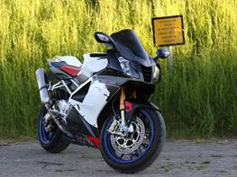 Aprilia RSV 1000 R Mille (factory)