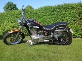 Suzuki Saveg ls650
