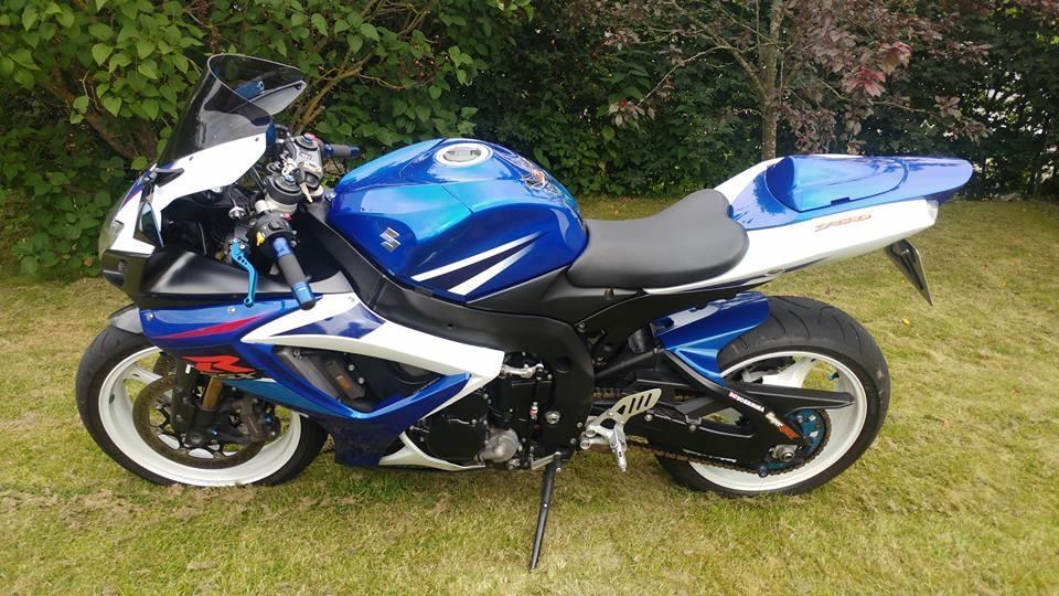 Suzuki GSX-R K7 billede 3