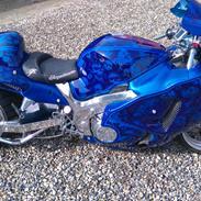 Suzuki hayabusa turbo (big blue bear)