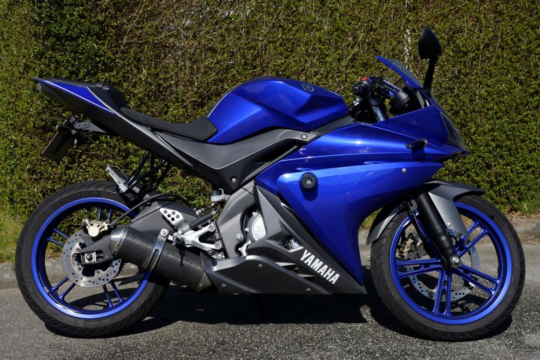 Yamaha YZF R125 billede 3