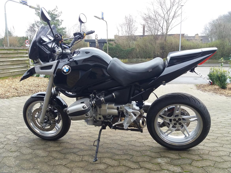 BMW R1100GS billede 8