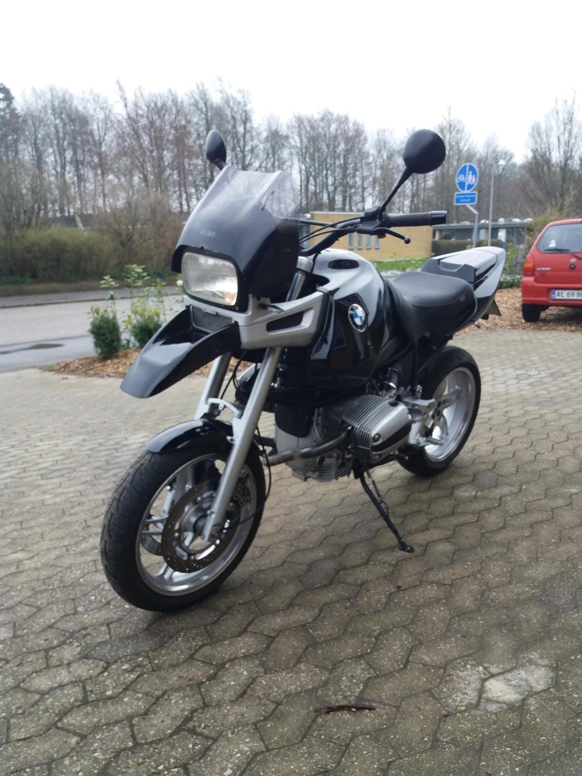 BMW R1100GS billede 9