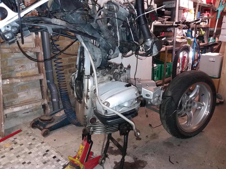 BMW R1100GS billede 17