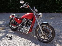 Harley Davidson Sportser 883